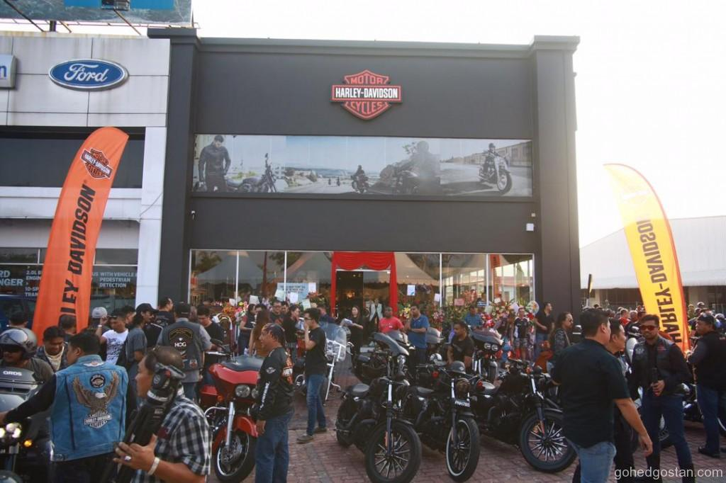 H-D Pg Opening 13