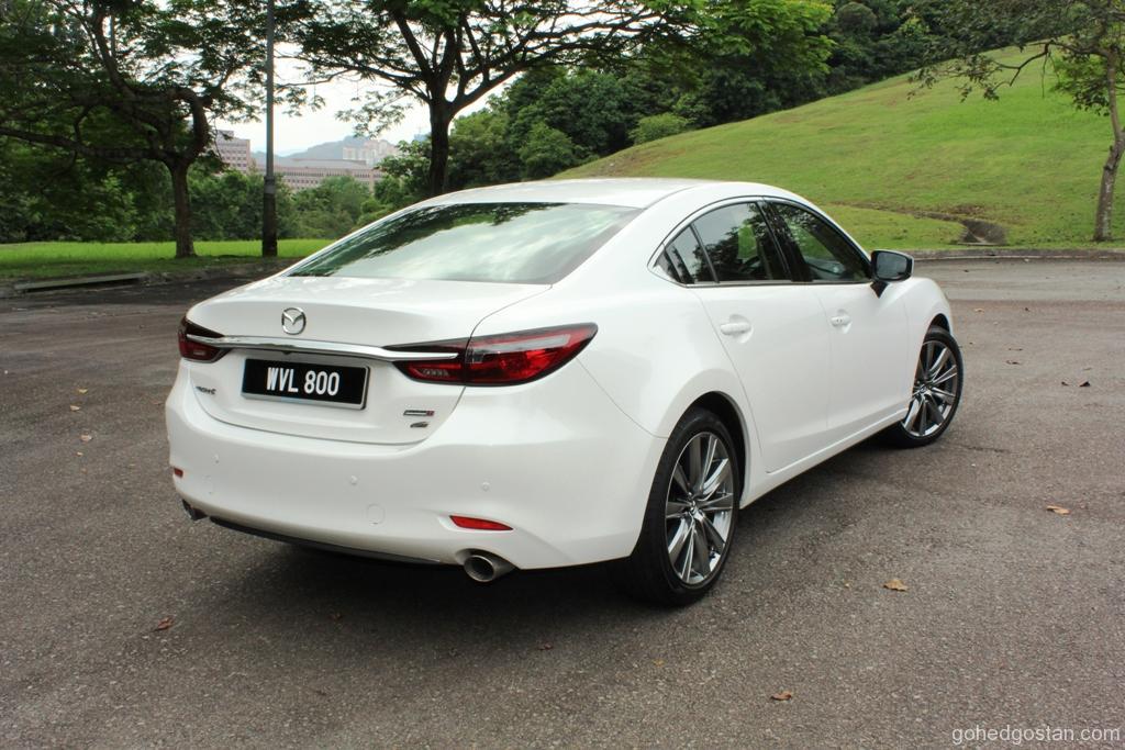 Mazda6 2.2D