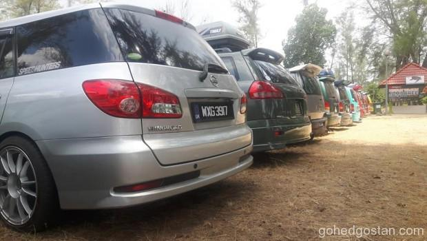 Kelab Nissan Wagon 1