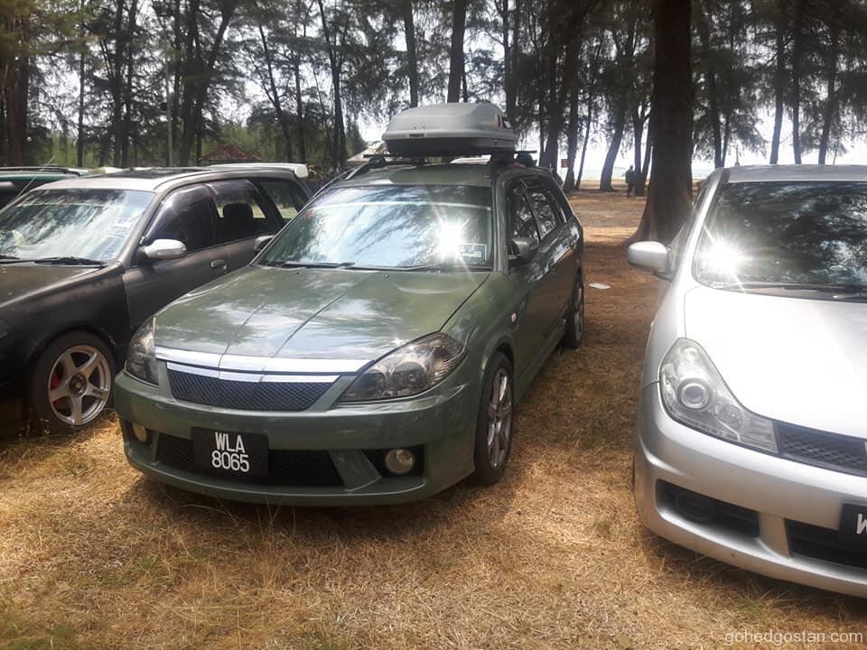 Kelab Nissan Wagon 3