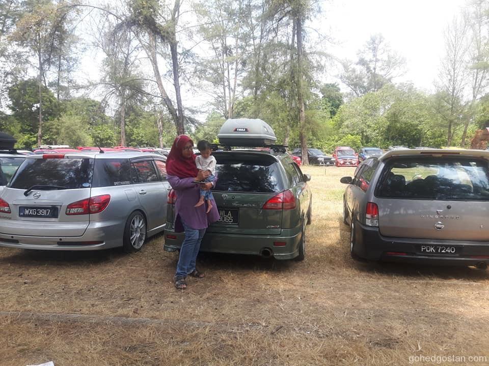Kelab Nissan Wagon 5
