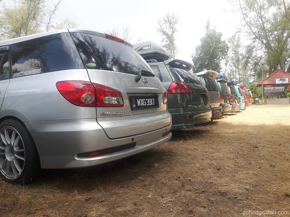 Kelab Nissan Wagon 6