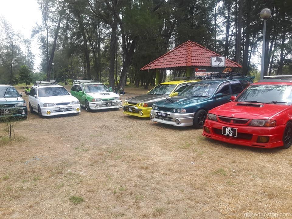 Kelab Nissan Wagon 8