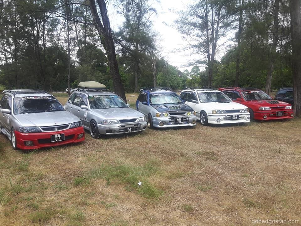 Kelab Nissan Wagon 9