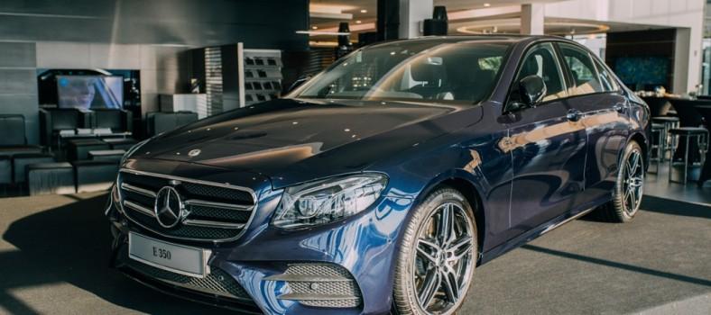 Mercedes-Benz E 350 AMG Line (3)