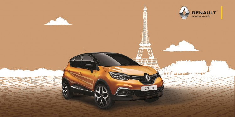 Renault Paris X 1