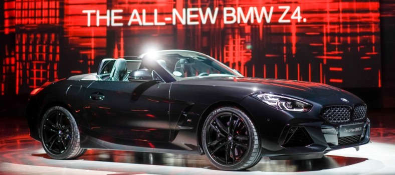 The All-New BMW Z4 (1)