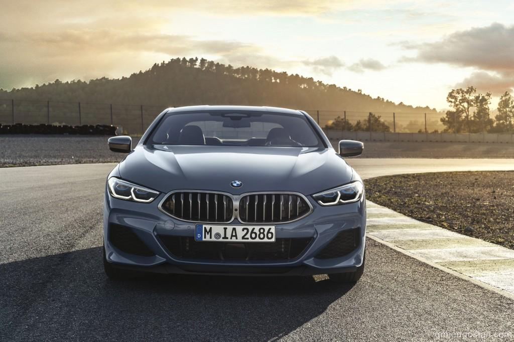The BMW M850i xDrive Coupe (1)