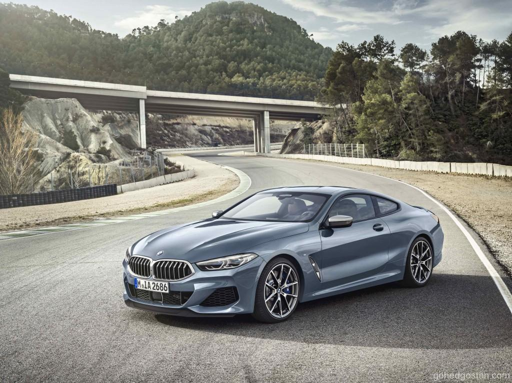 The BMW M850i xDrive Coupe (2)