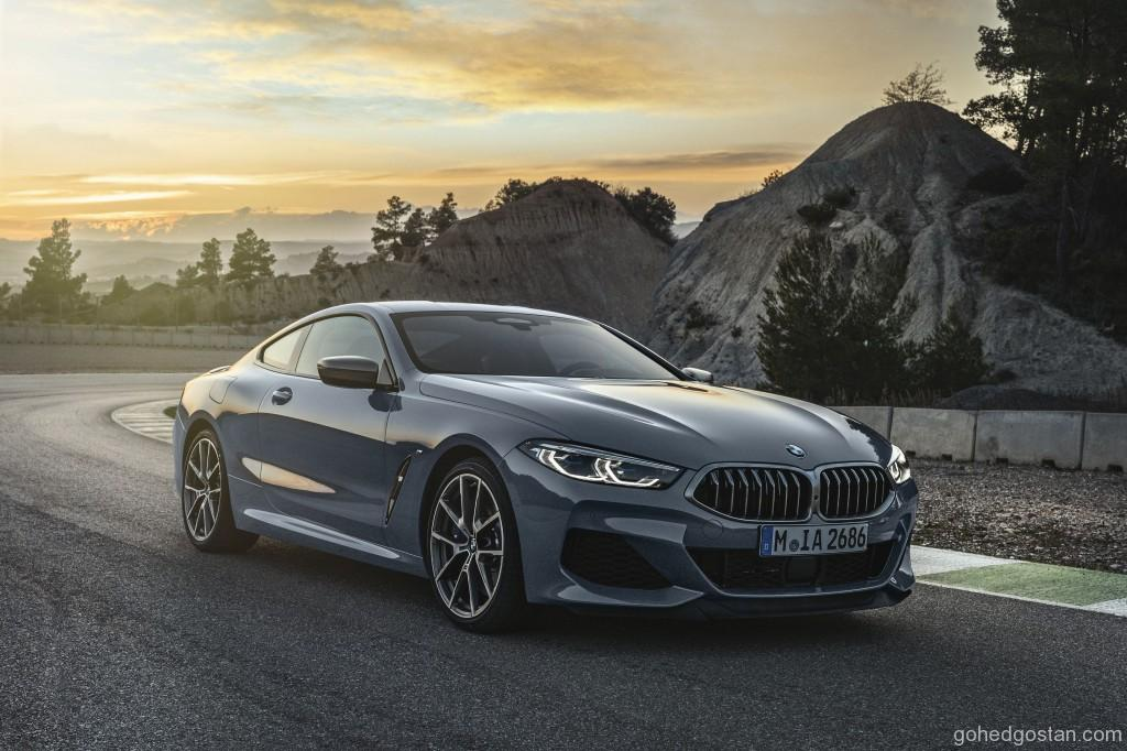 The BMW M850i xDrive Coupe (3)