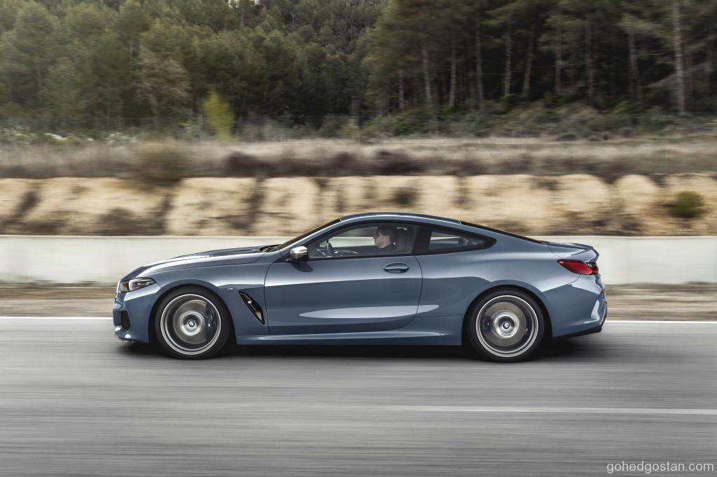 The BMW M850i xDrive Coupe (4)