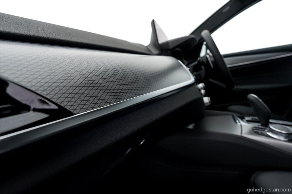 12. The New BMW 530e M Sport