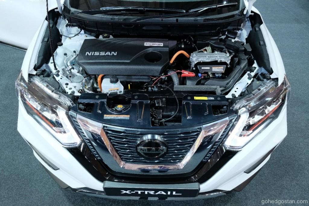 Nissan X Trail 15