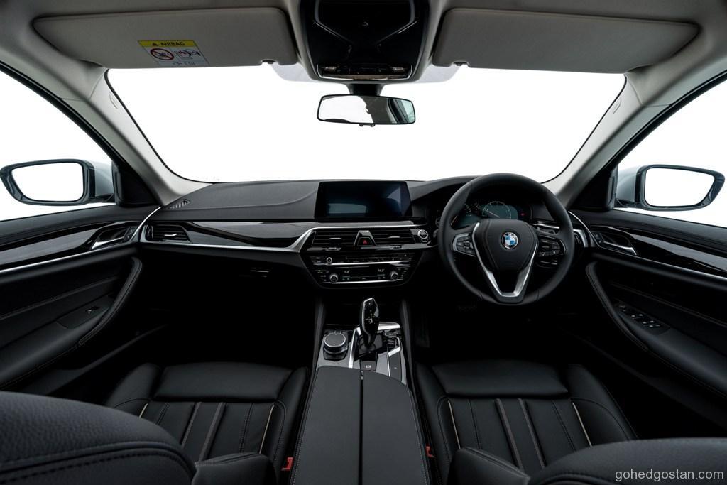 26. The New BMW 520i Luxury