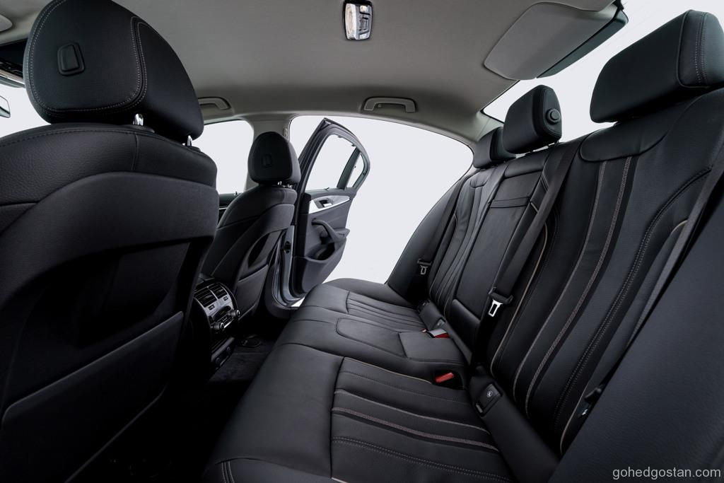 29. The New BMW 520i Luxury