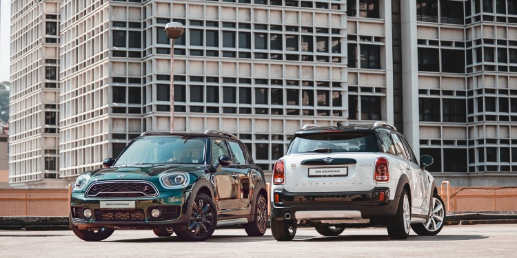 6. MINI Malaysia Introduces the New MINI Countryman Plug-In Hybrid Wired and the New MINI Cooper S Countryman Pure