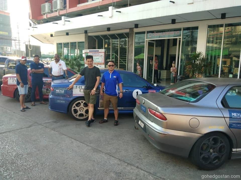 Alfa Club Drivers 10