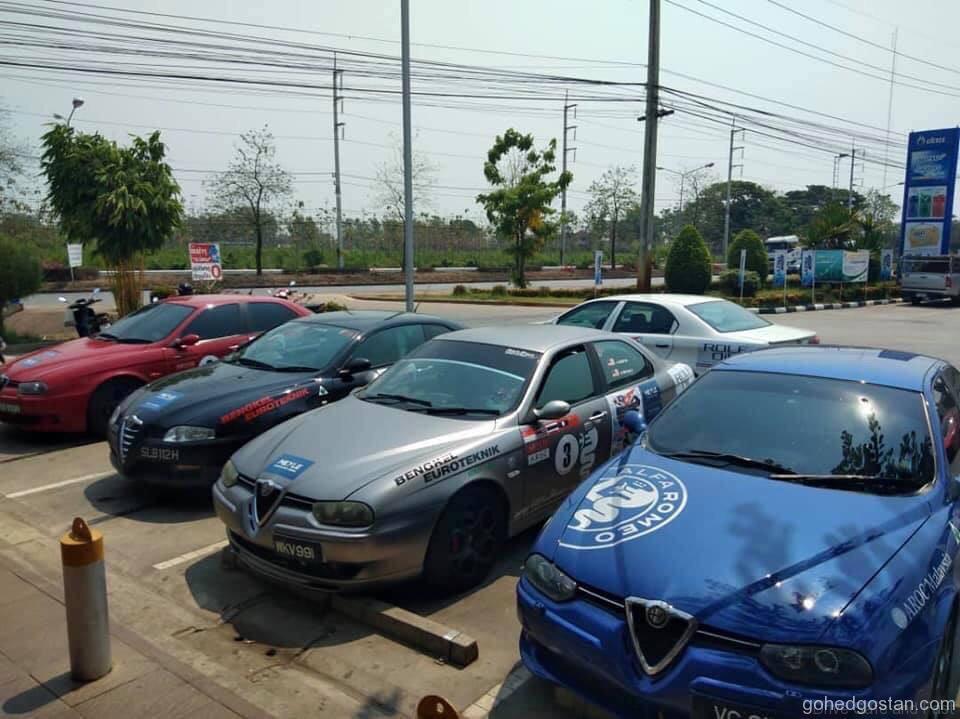 Alfa Club Drivers 12
