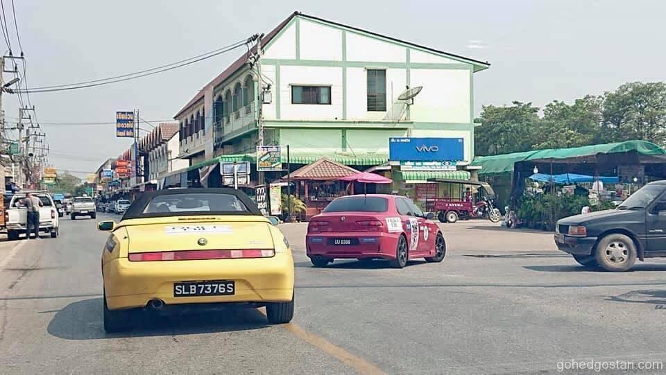 Alfa Club Drivers 14