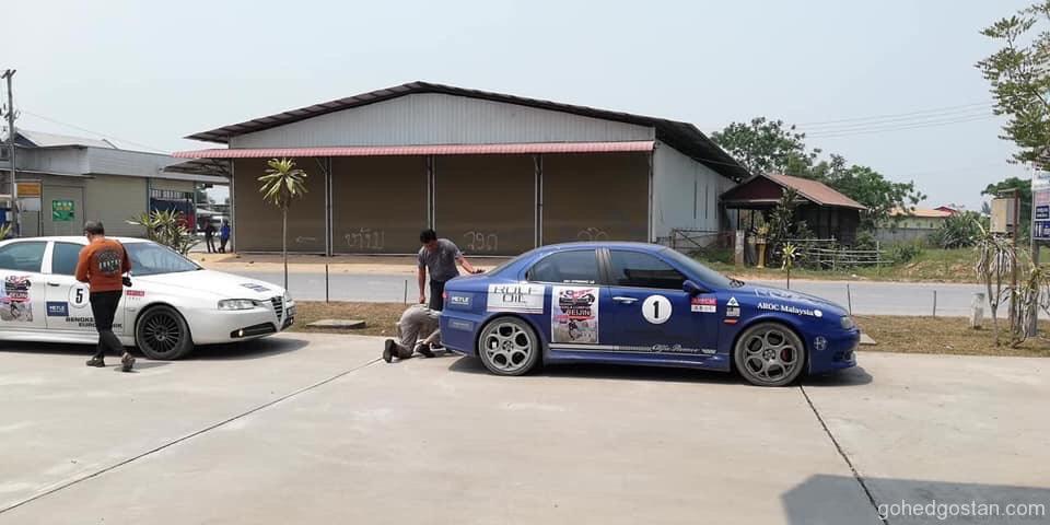 Alfa Club Drivers 17