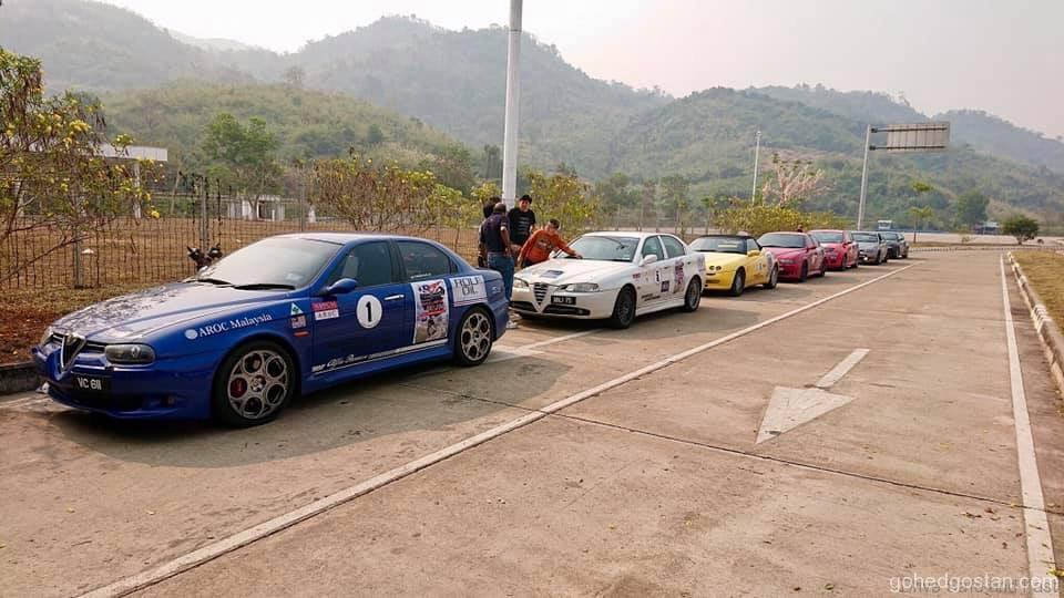 Alfa Club Drivers 25