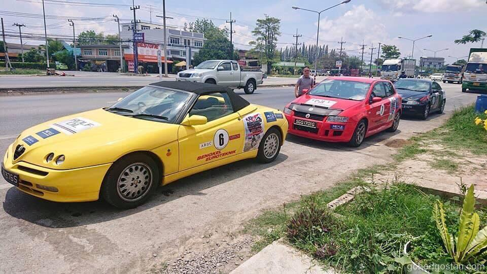 Alfa Club Drivers 3