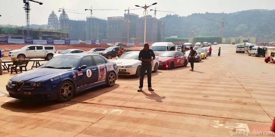 Alfa Club Drivers 7
