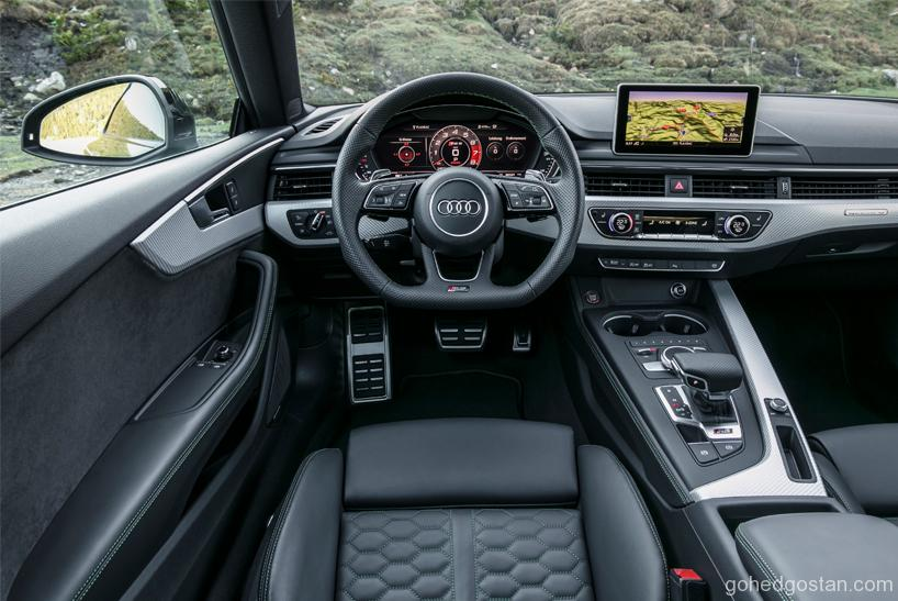Audi RS5 Coupe 3