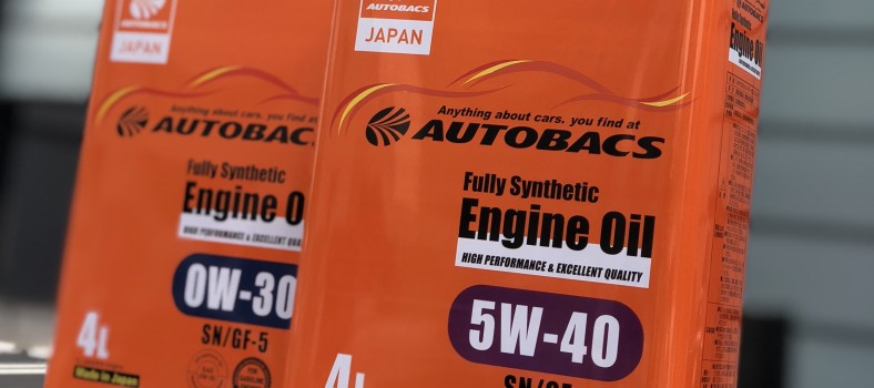 Autobacs Engine Oil_1