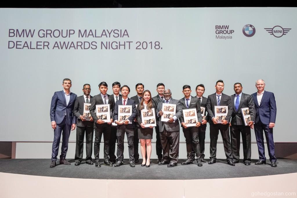 BMW Dealers 2018 7