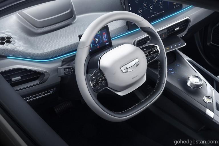 Geely Steering 1