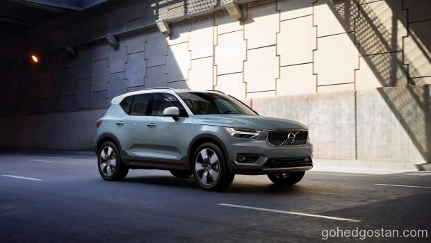 Made in China Volvo XC40