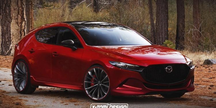 Mazda 3 MPS2 X-Tomi
