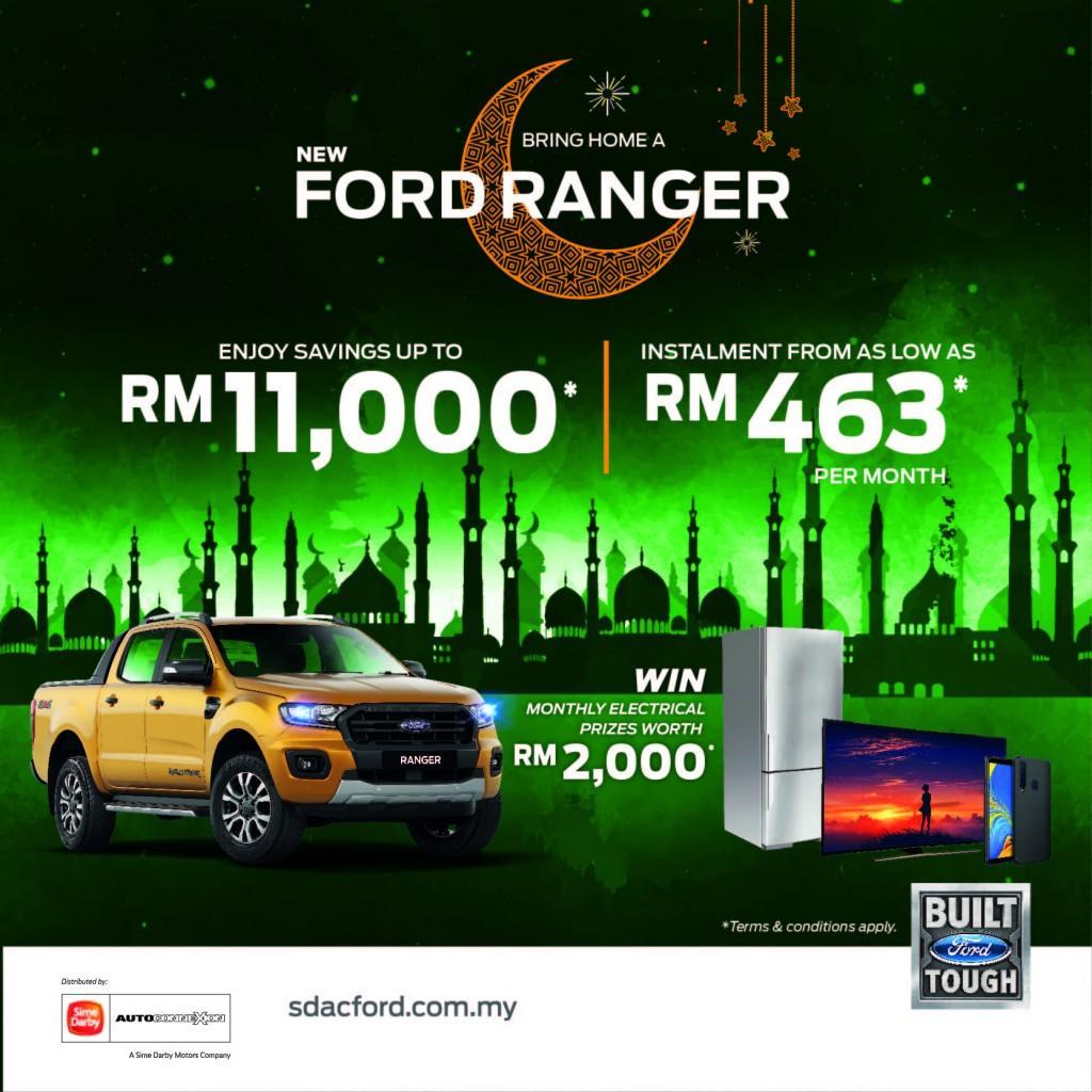 SDAC-Ford Raya Promotion 1