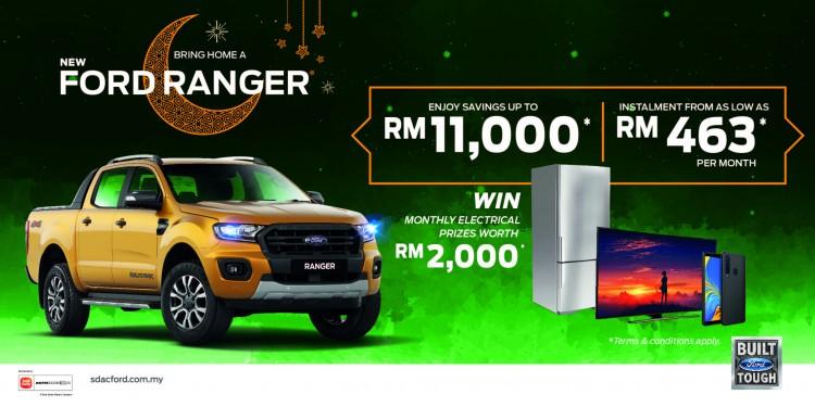 SDAC-Ford Raya Promotion 2