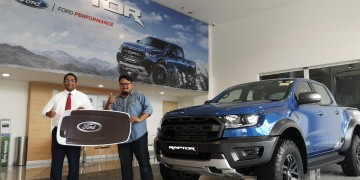 Ford Ranger Raptor Winner