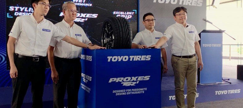 Toyo Proxes TR1 Launch