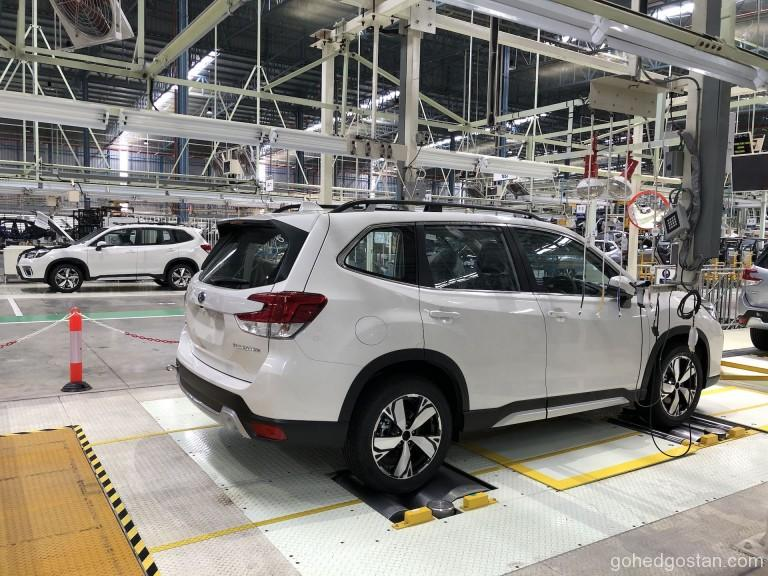 Subaru Thailand 2