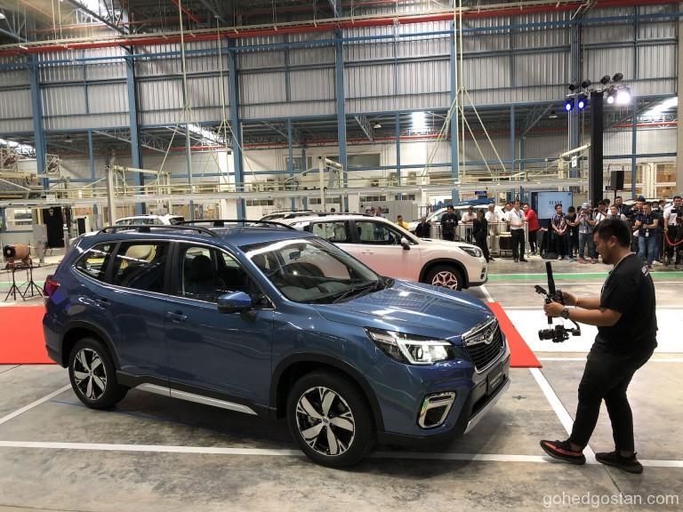 Subaru Thailand 8