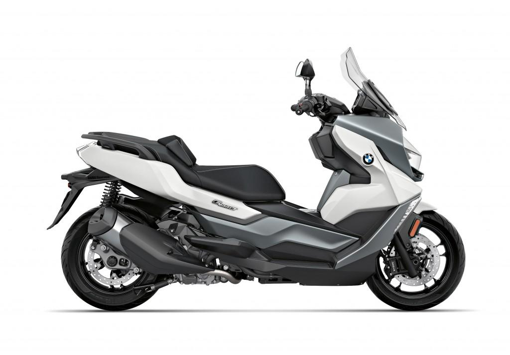 The New BMW C 400 GT (1)