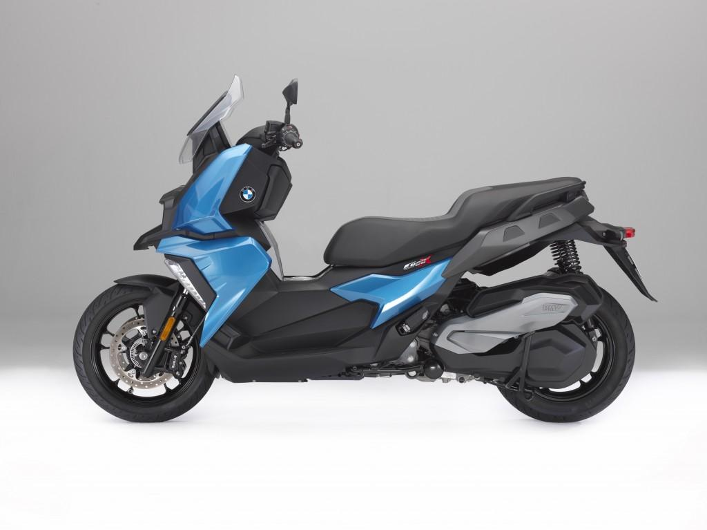 The New BMW C 400 X (3)