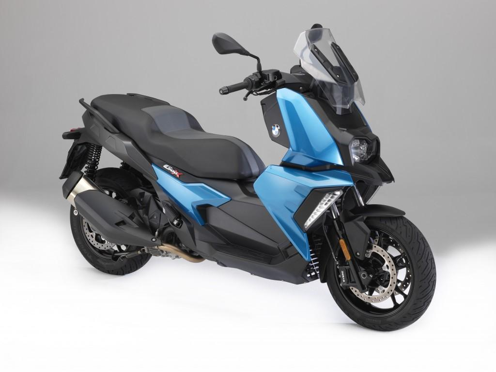 The New BMW C 400 X (4)