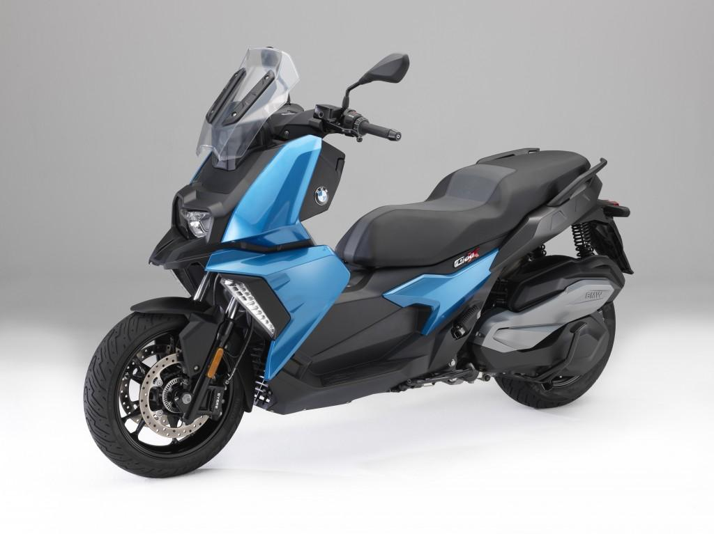 The New BMW C 400 X (5)