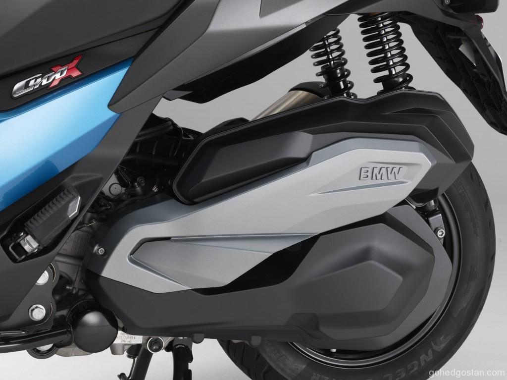 The New BMW C 400 X (8)