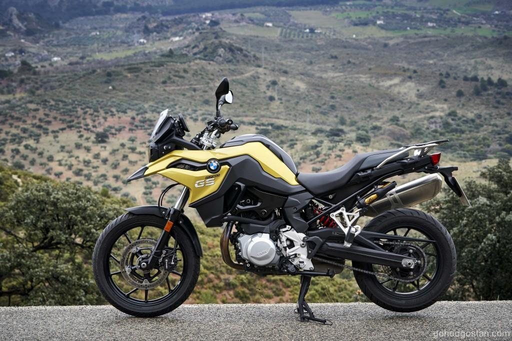 The New BMW F 750 GS (1)