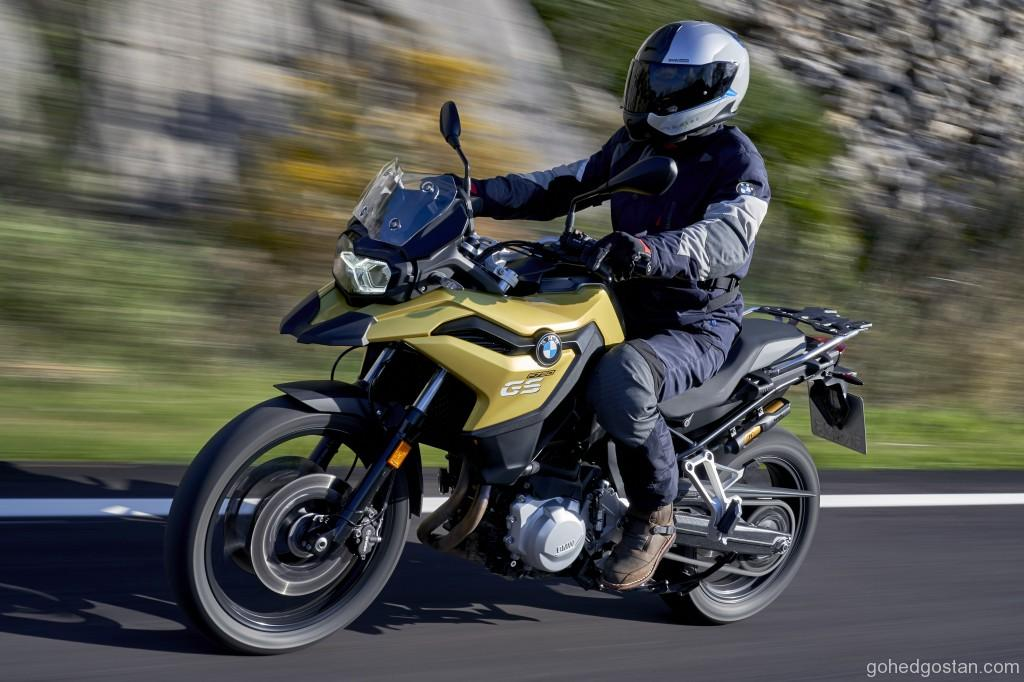 The New BMW F 750 GS (4)