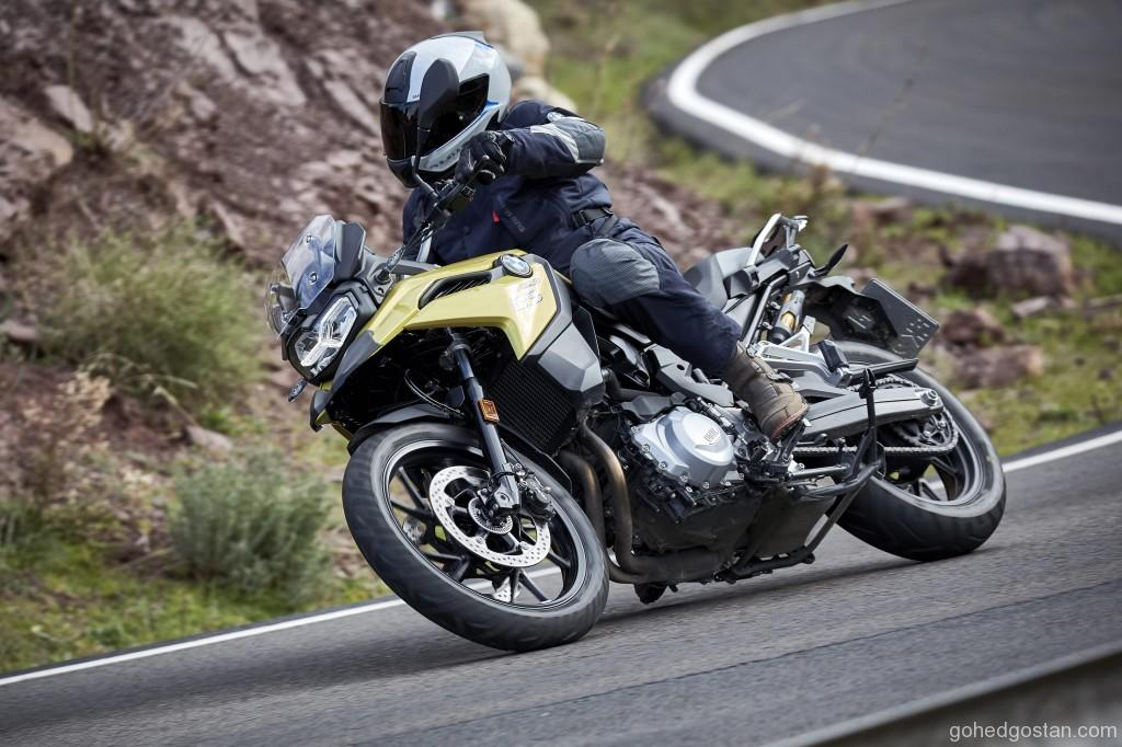 The New BMW F 750 GS (5)