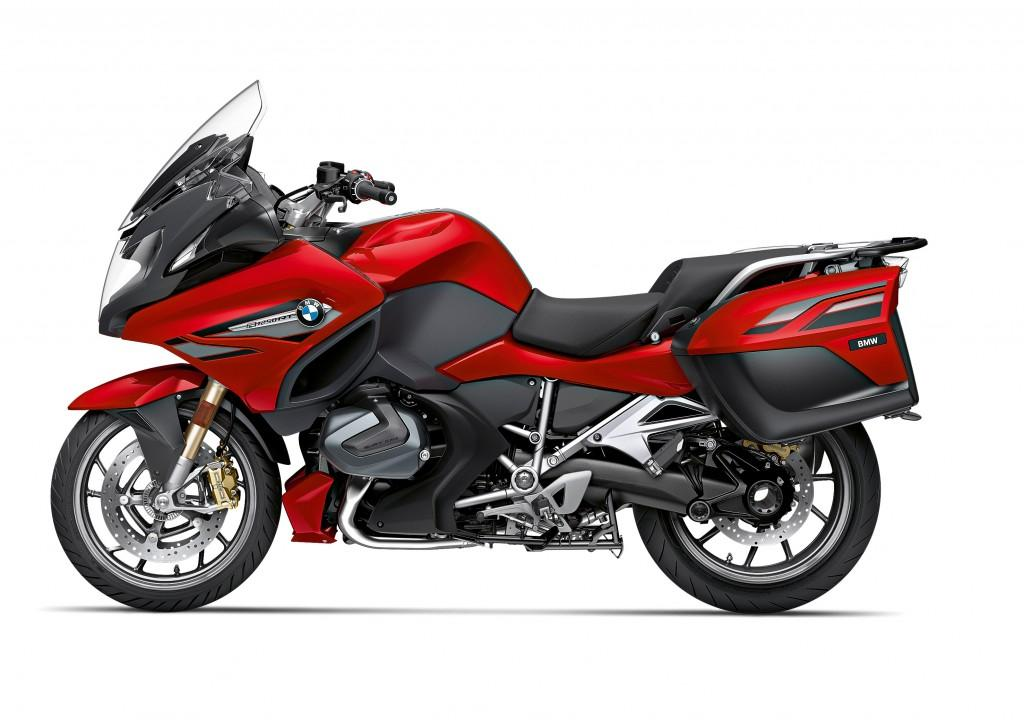 The New BMW R 1250 RT (1)