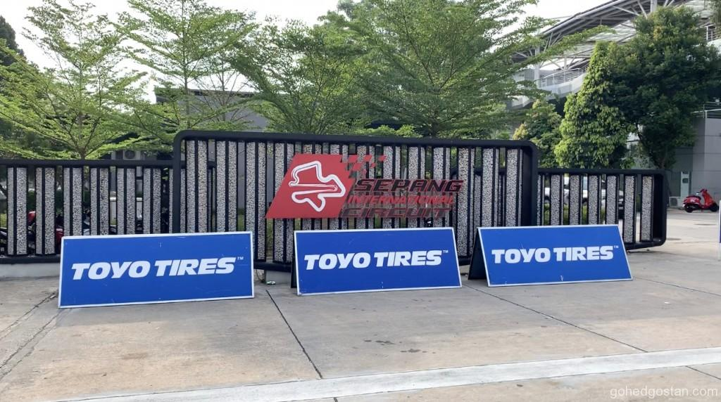 Toyo Proxes TR1 1.