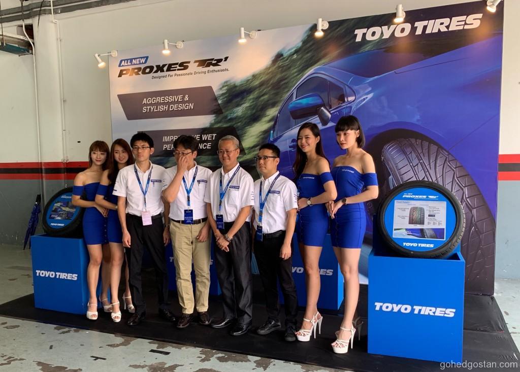 Toyo Proxes TR1 12.
